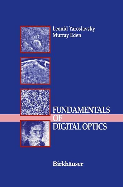 Fundamentals of Digital Optics - Coverbild