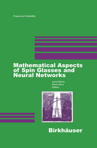 Mathematical Aspects of Spin Glasses and Neural Networks - Coverbild