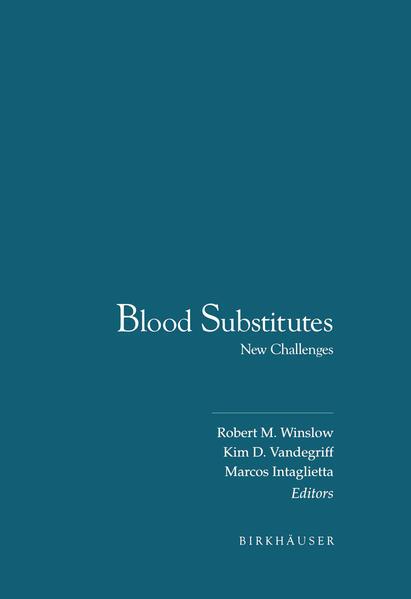 Blood Substitutes - Coverbild