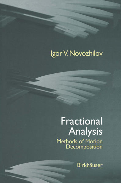 Fractional Analysis - Coverbild