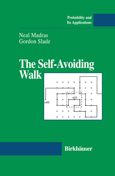 The Self-Avoiding Walk - Coverbild