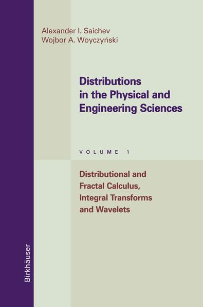 Distributions in the Physical and Engineering Sciences - Coverbild