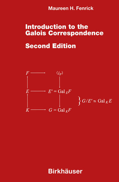 Introduction to the Galois Correspondence - Coverbild