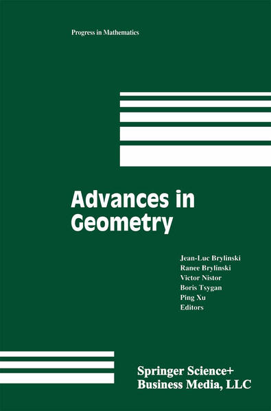 Advances in Geometry - Coverbild