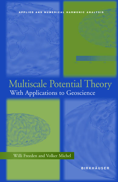 Multiscale Potential Theory - Coverbild