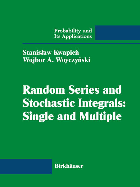 Random Series and Stochastic Integrals: Single and Multiple - Coverbild