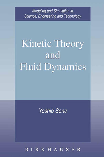 Kinetic Theory and Fluid Dynamics - Coverbild