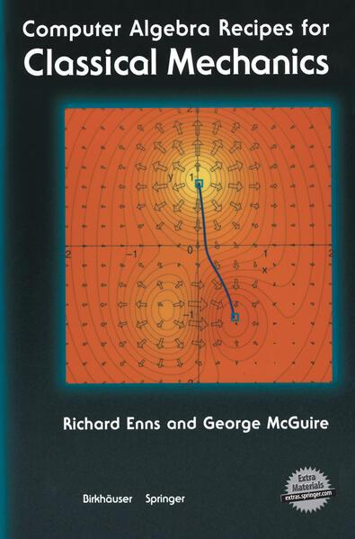 Computer Algebra Recipes for Classical Mechanics - Coverbild