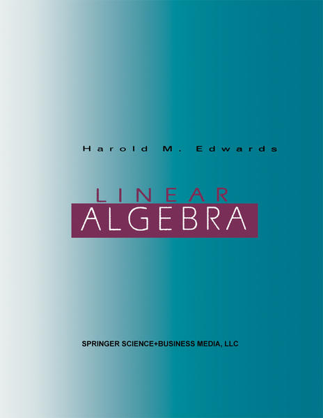 Linear Algebra - Coverbild