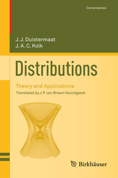 Distributions - Coverbild