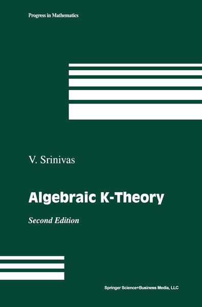 Algebraic K-Theory - Coverbild