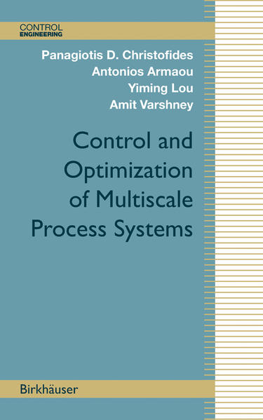 Control and Optimization of Multiscale Process Systems - Coverbild