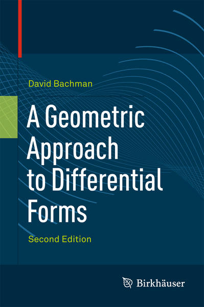 A Geometric Approach to Differential Forms - Coverbild