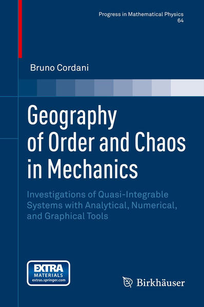 Geography of Order and Chaos in Mechanics - Coverbild