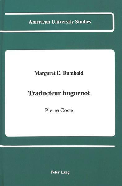 Traducteur huguenot - Coverbild
