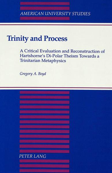 Trinity and Process - Coverbild