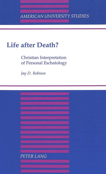 Life after Death? - Coverbild