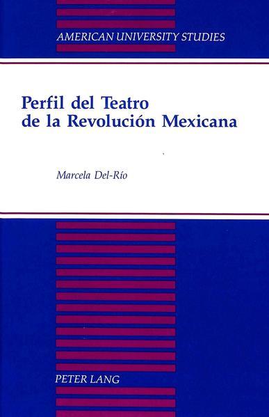 Perfil del Teatro de la Revolución Mexicana - Coverbild