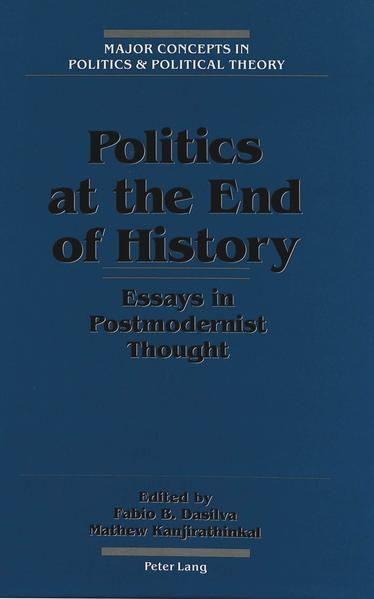 Politics at the End of History - Coverbild
