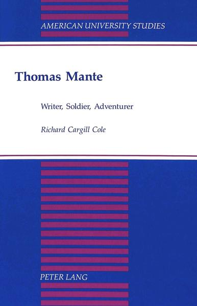Thomas Mante - Coverbild