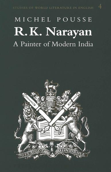 R.K. Narayan - Coverbild