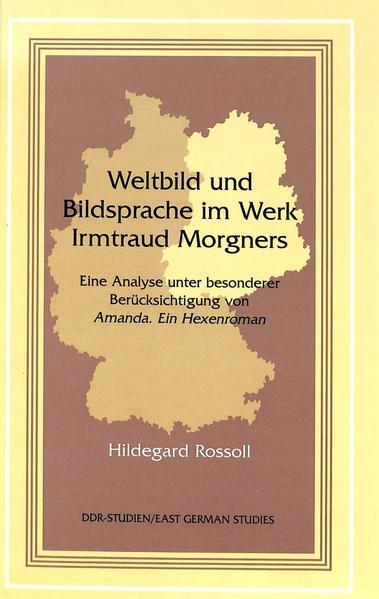 Weltbild und Bildsprache im Werk Irmtraud Morgners PDF Herunterladen