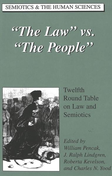 «The Law» vs. «The People» - Coverbild