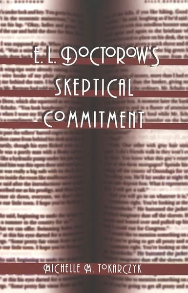 E. L. Doctorow's Skeptical Commitment - Coverbild