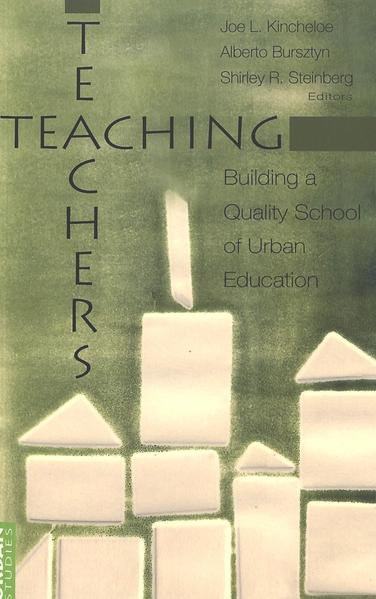 Teaching Teachers - Coverbild