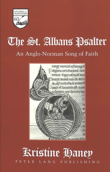 The St. Albans Psalter - Coverbild
