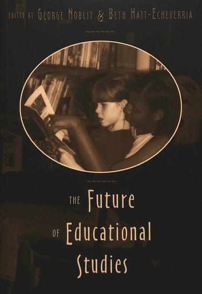 The Future of Educational Studies - Coverbild