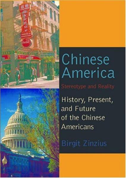 Chinese America - Coverbild