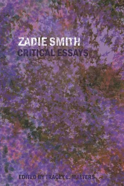 Zadie Smith - Coverbild