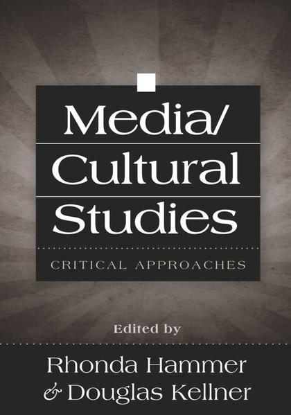 Media/Cultural Studies - Coverbild