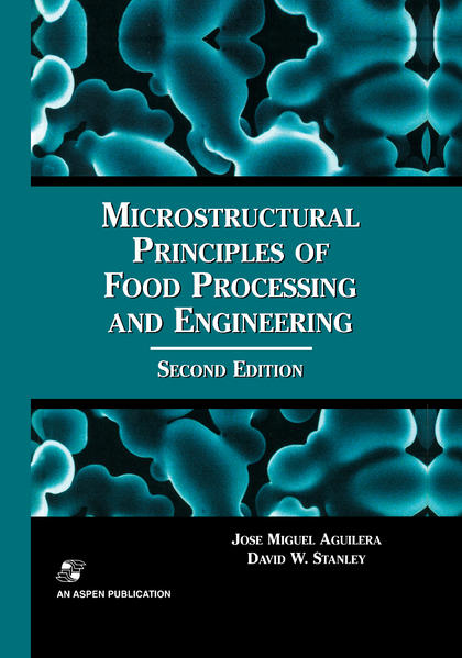 Microstructural Principles of Food Processing and Engineering - Coverbild