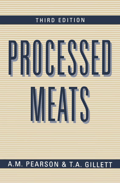 Processed Meats - Coverbild