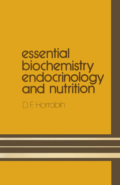 Essential Biochemistry, Endocrinology and Nutrition - Coverbild