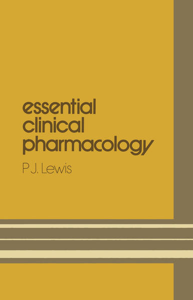 Essential Clinical Pharmacology - Coverbild