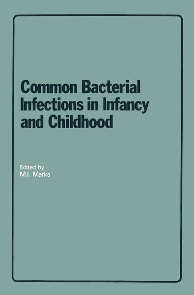 Common Bacterial Infections in Infancy and Childhood - Coverbild
