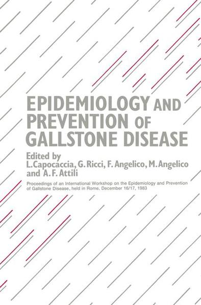 Epidemiology and Prevention of Gallstone Disease - Coverbild