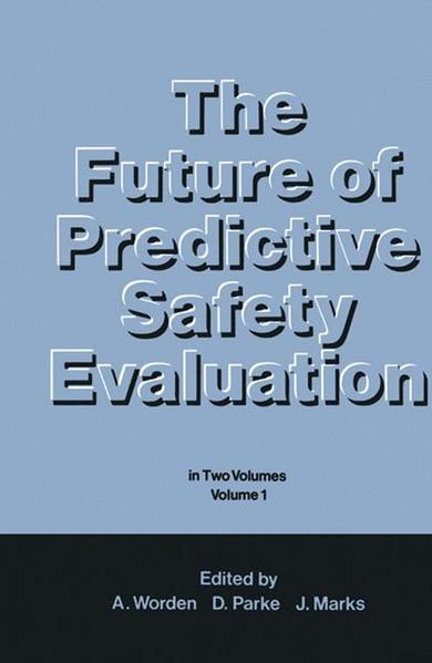 The Future of Predictive Safety Evaluation - Coverbild