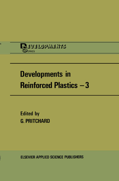 Developments in Reinforced Plastics - Coverbild