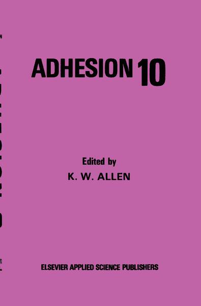 Adhesion - Coverbild
