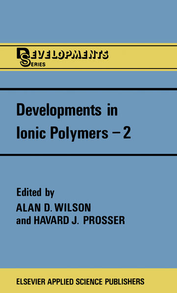 Developments in Ionic Polymers—2 - Coverbild