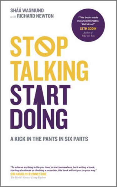 Stop Talking, Start Doing - Coverbild