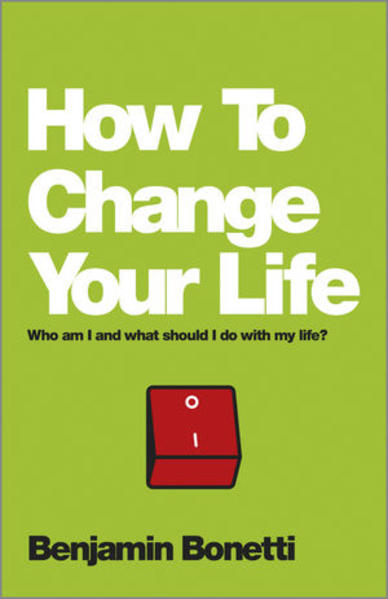 How To Change Your Life - Coverbild
