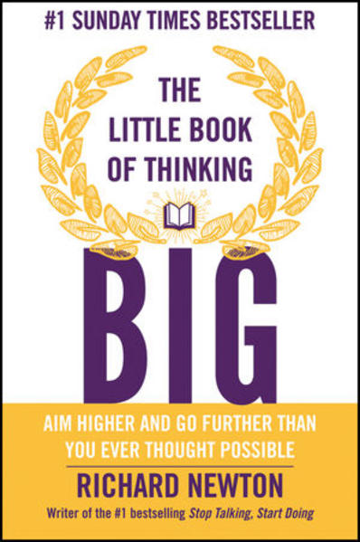 The Little Book of Thinking Big - Coverbild