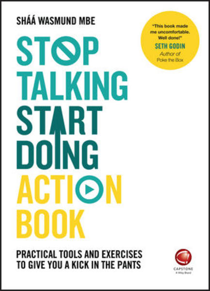 Stop Talking, Start Doing Action Book - Coverbild
