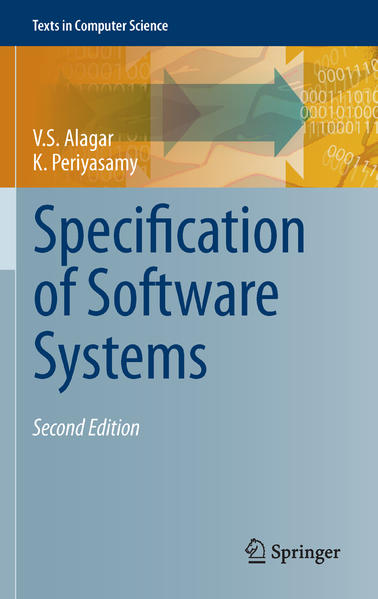 Specification of Software Systems - Coverbild