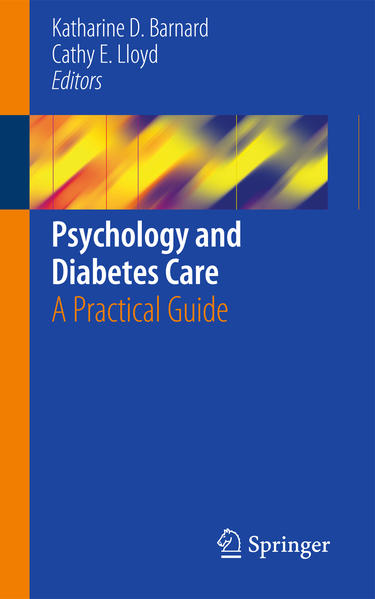 Psychology and Diabetes Care - Coverbild